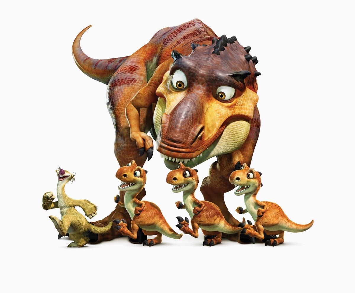 Image - Baby Dinos Starting To Whimper.jpg | Ice Age Wiki ... |Ice Age 3 Baby Dinosaurs