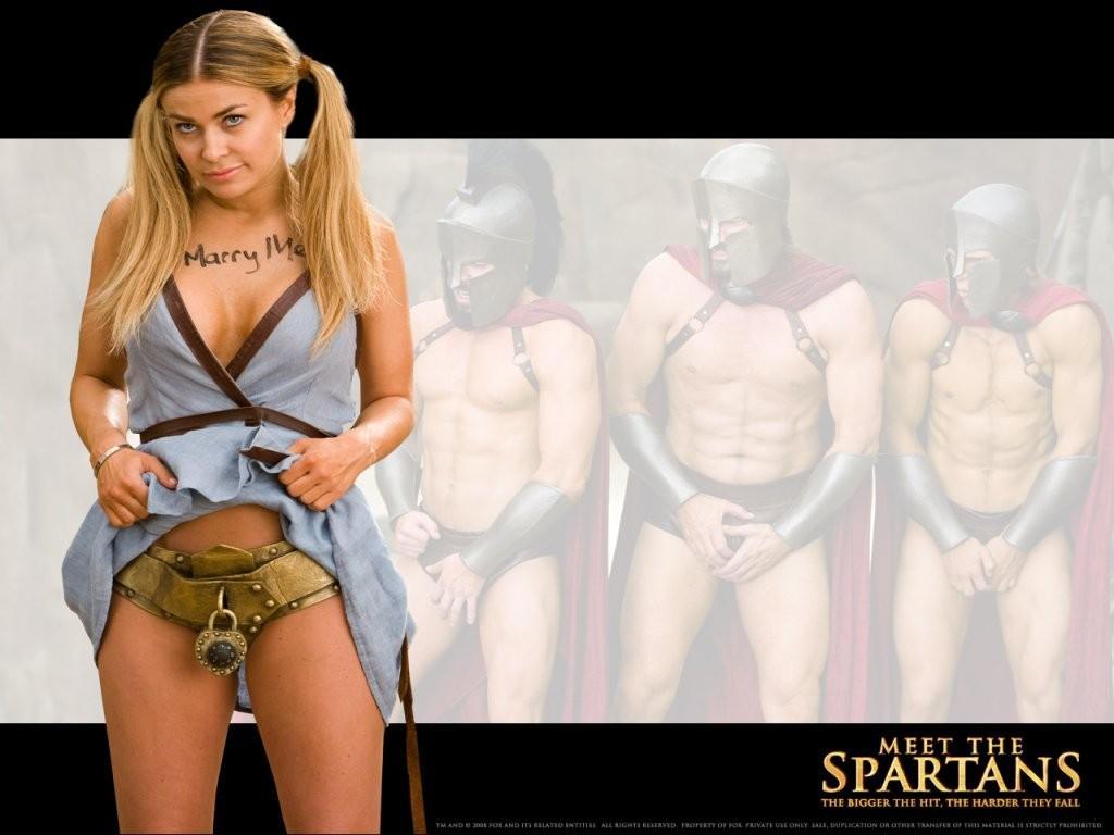 знакомство со спартанцами xercxes mix