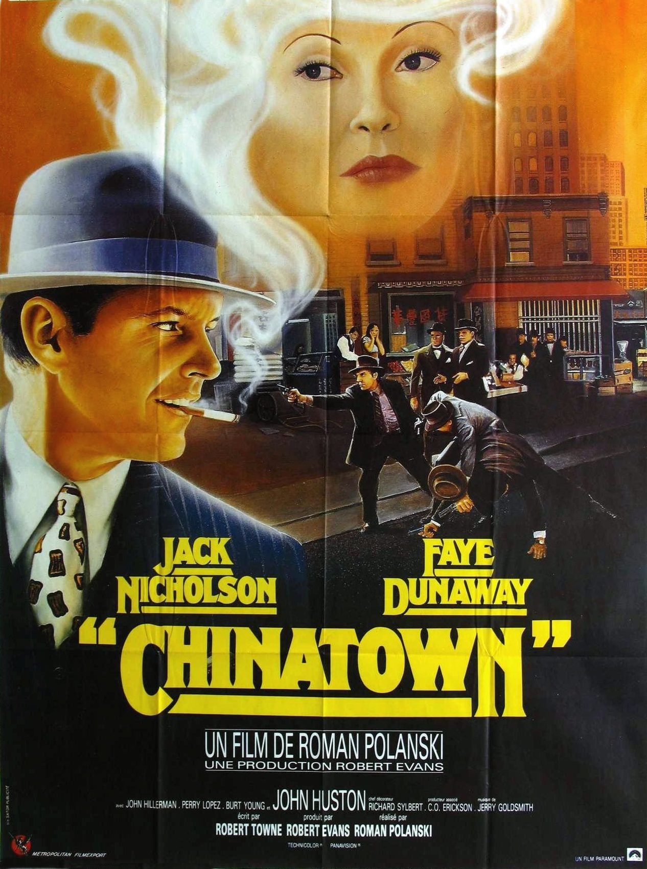 essays on chinatown film Access to over 100,000 complete essays and term papers introduction the chinatown is a film that was directed by roman polanski and released in 1974 in america.