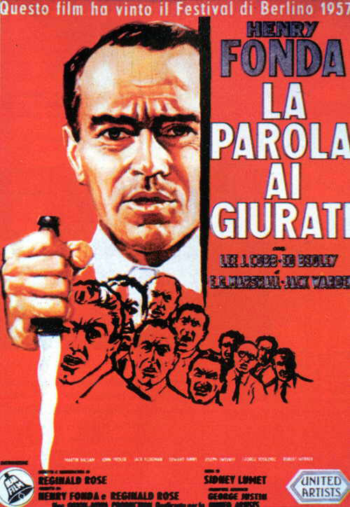 Doce hombres sin piedad (Twelve angry men)(1957)