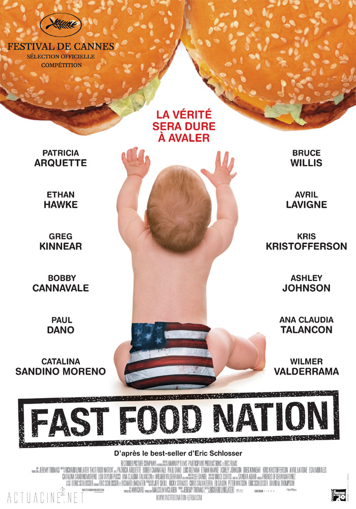 fast food nation paper Knowing what is in your fast food might make you think twice the next time you  devour it as the rise of the fast food nation in america has.