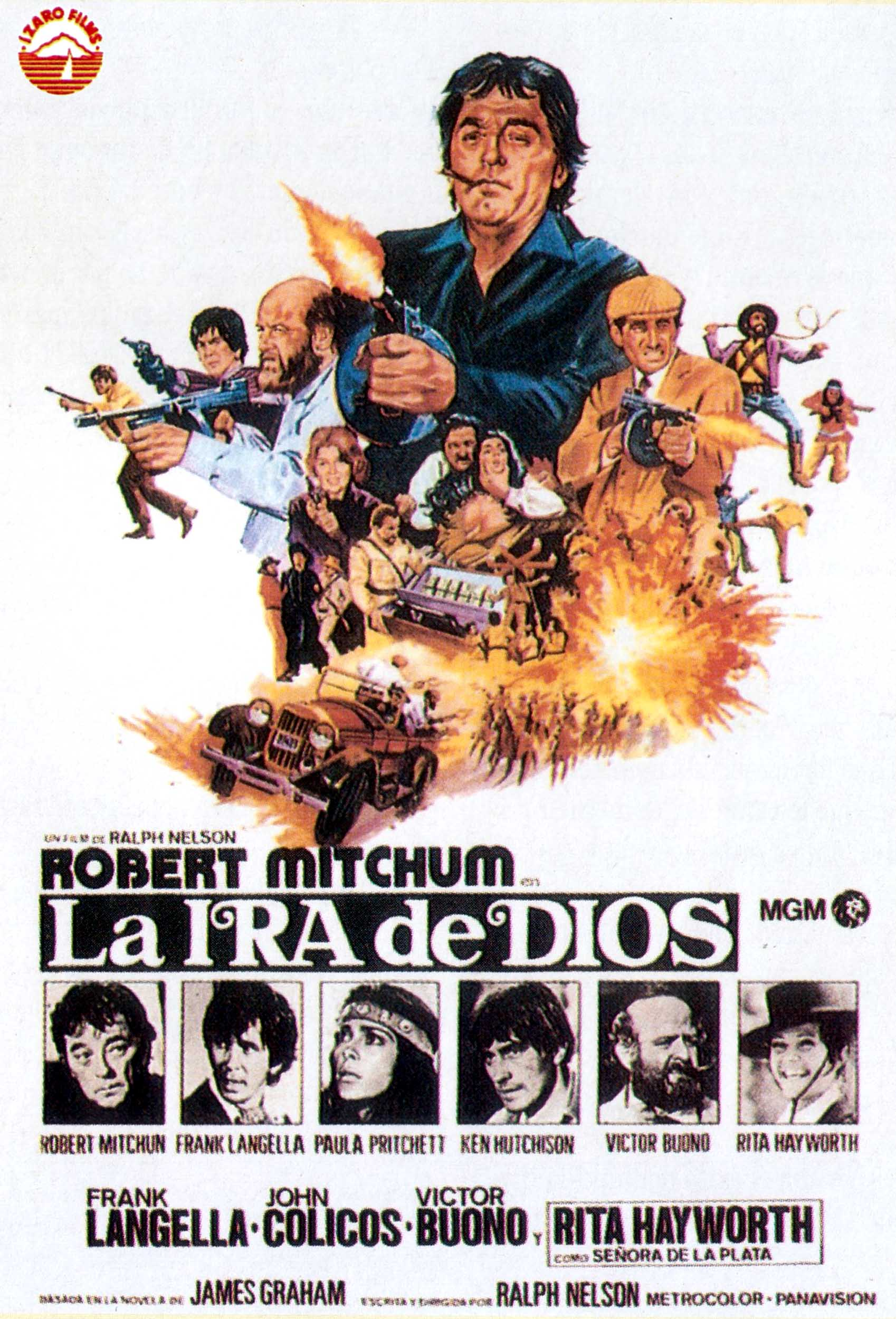 La Ira De Dios (1972)