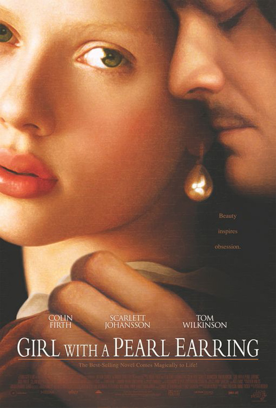 the girl with a pearl earring 2000