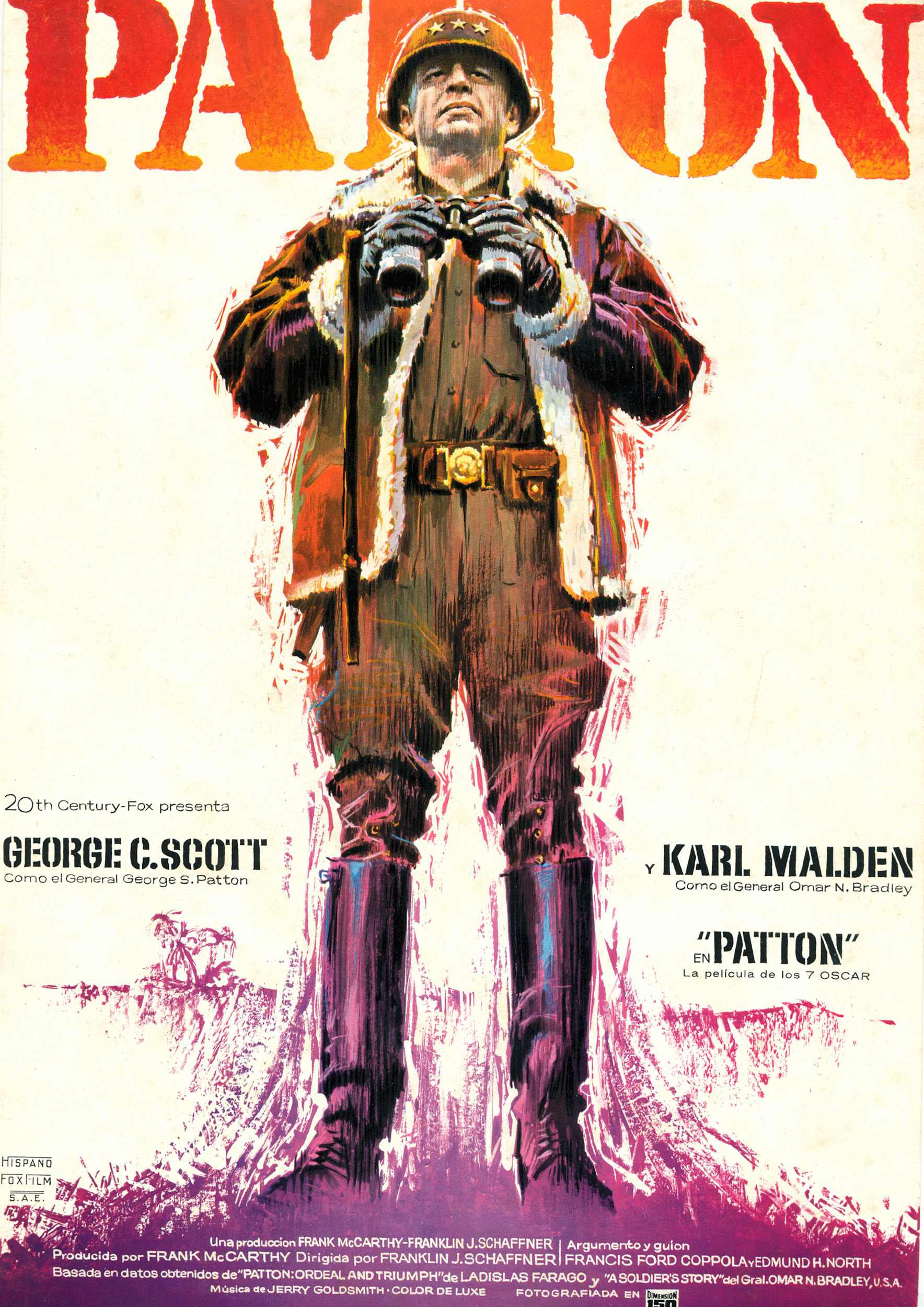 Patton (Patton) (1969)