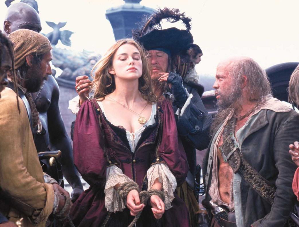 Pirates of caribbean next movie