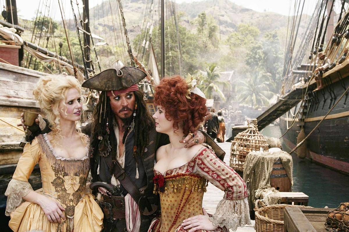 Pirates of caribbean porno porno thumbs