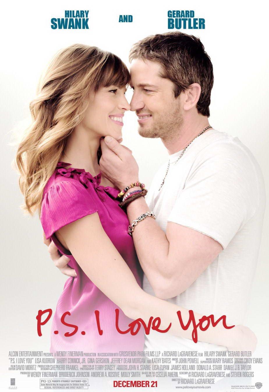 Posdata: Te quiero (P.S., I Love You) (2007) Gerard Butler