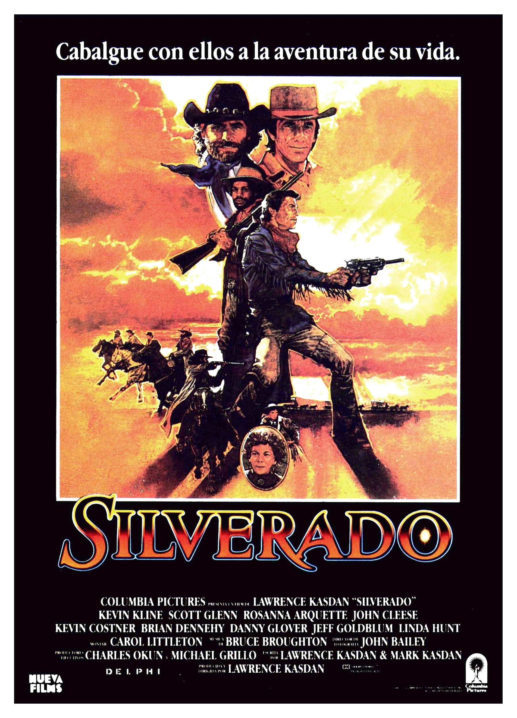 Silverado (Silverado) (1985)