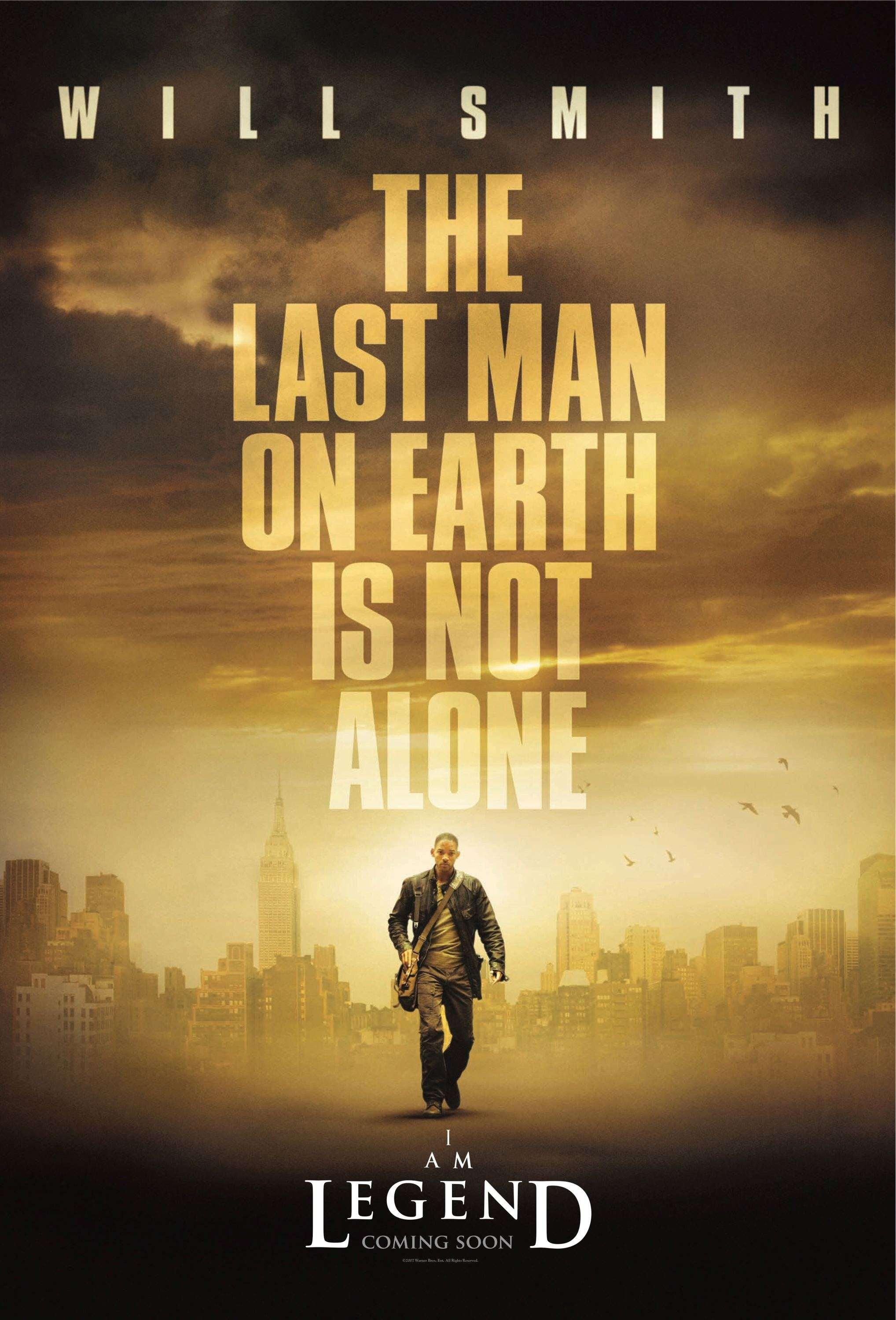 i am legend fil review Remarkably eerie yet annoyingly larded with cheap horror-film shock effects, i am legend stands as an effective but also irksome adaptation of film review.