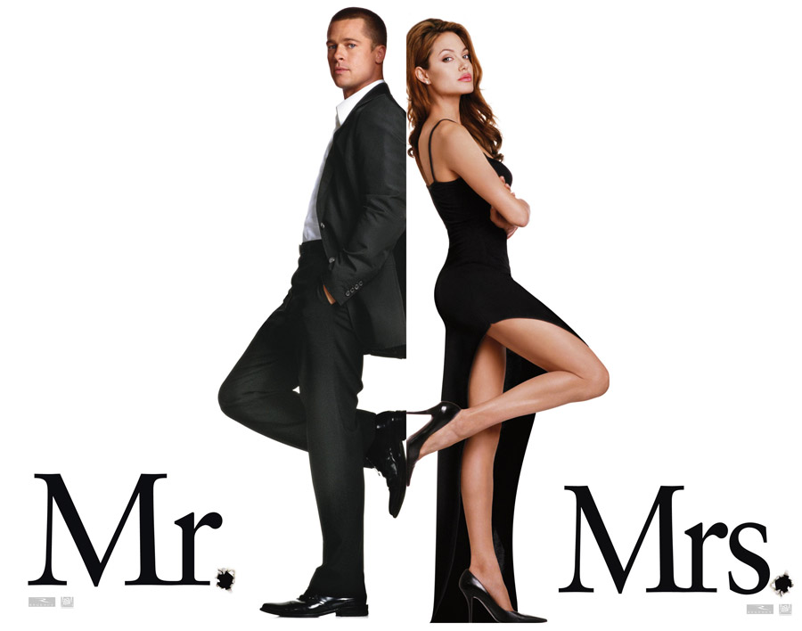 Mr and ms smith sex