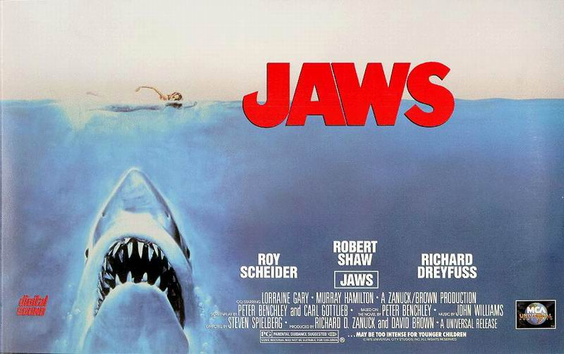 an overview of the topic of the young steven spielbergs jaws