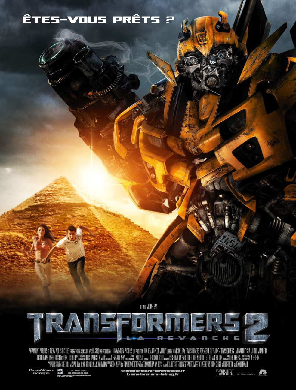 Transformers 2 (Transformers 2: Revenge of the Fallen) (2009) Shia Labeouf
