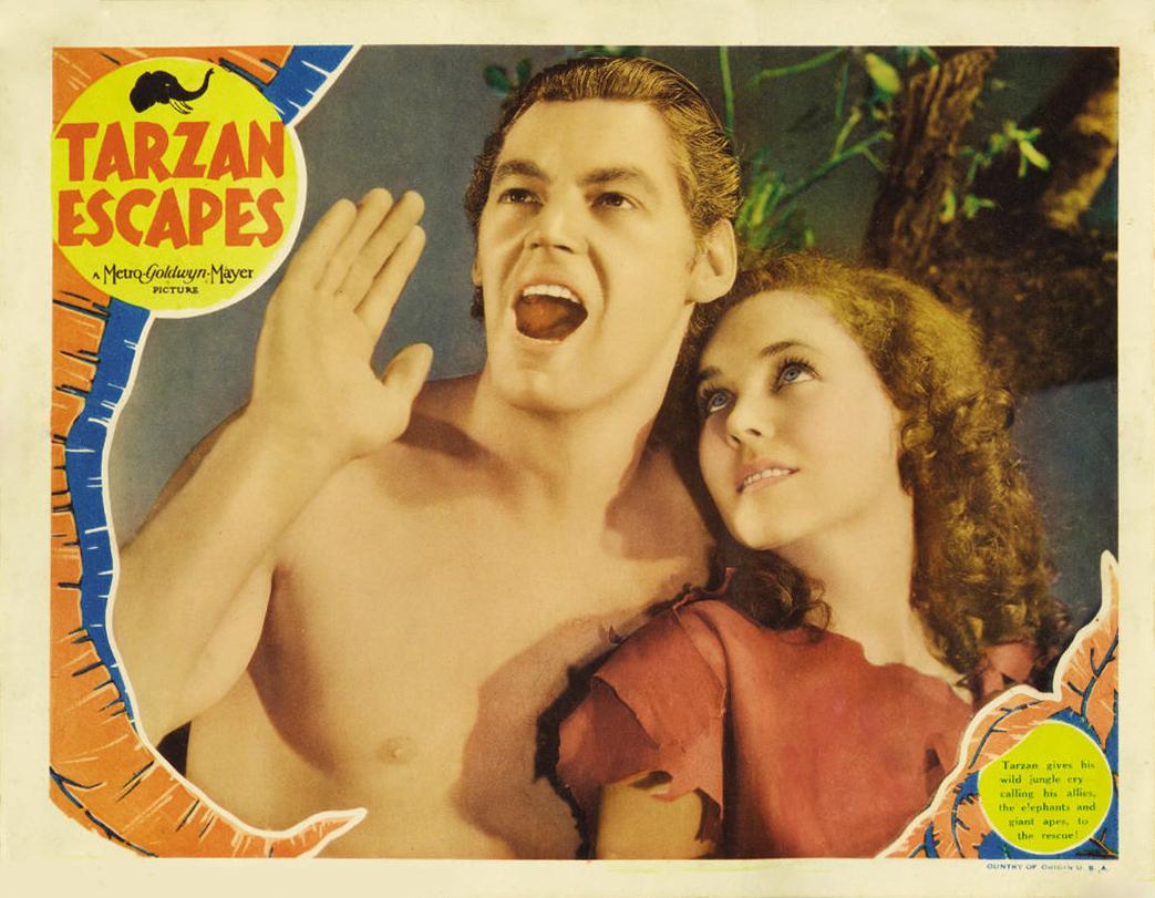 La fuga de tarzan 1936 movies on dvd helperstat - Tarzan pelicula completa ...
