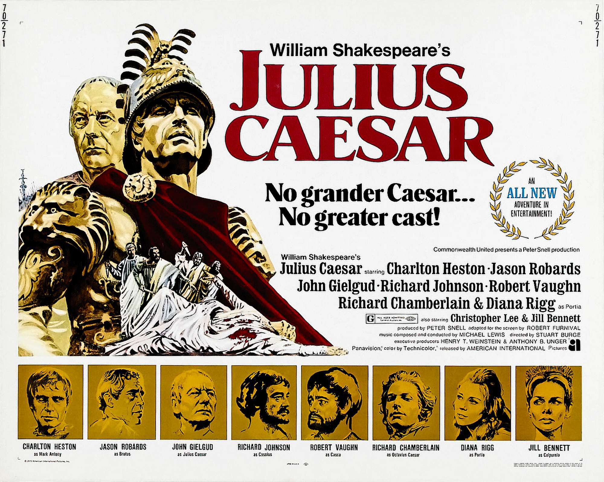 julius caesar and the odyssey Free essay: julius caesar - a comparison of brutus and cassius in the play julius caesar, written and preformed by william shakespeare, there are many.