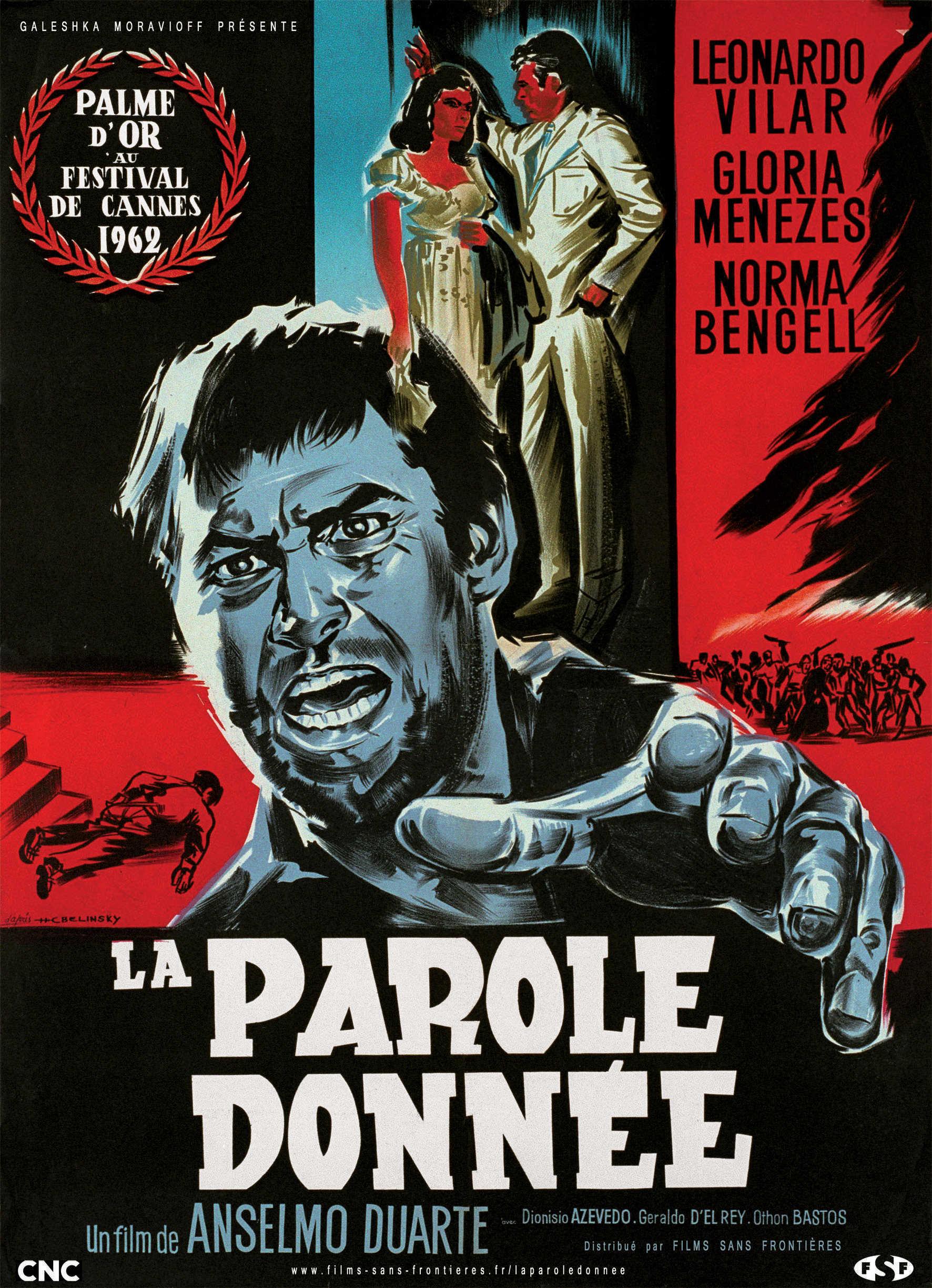 El pagador de promesas (O Pagador de Promessas) (1962)