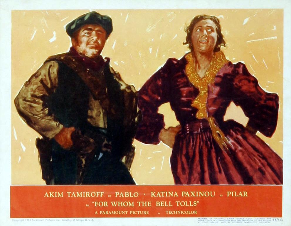 a focus on the main character robert jordan in the book for whom the bell tolls For whom the bell tolls ernest hemingway share  that the hemingway character or code hero would himself never speak of a code  robert jordan.