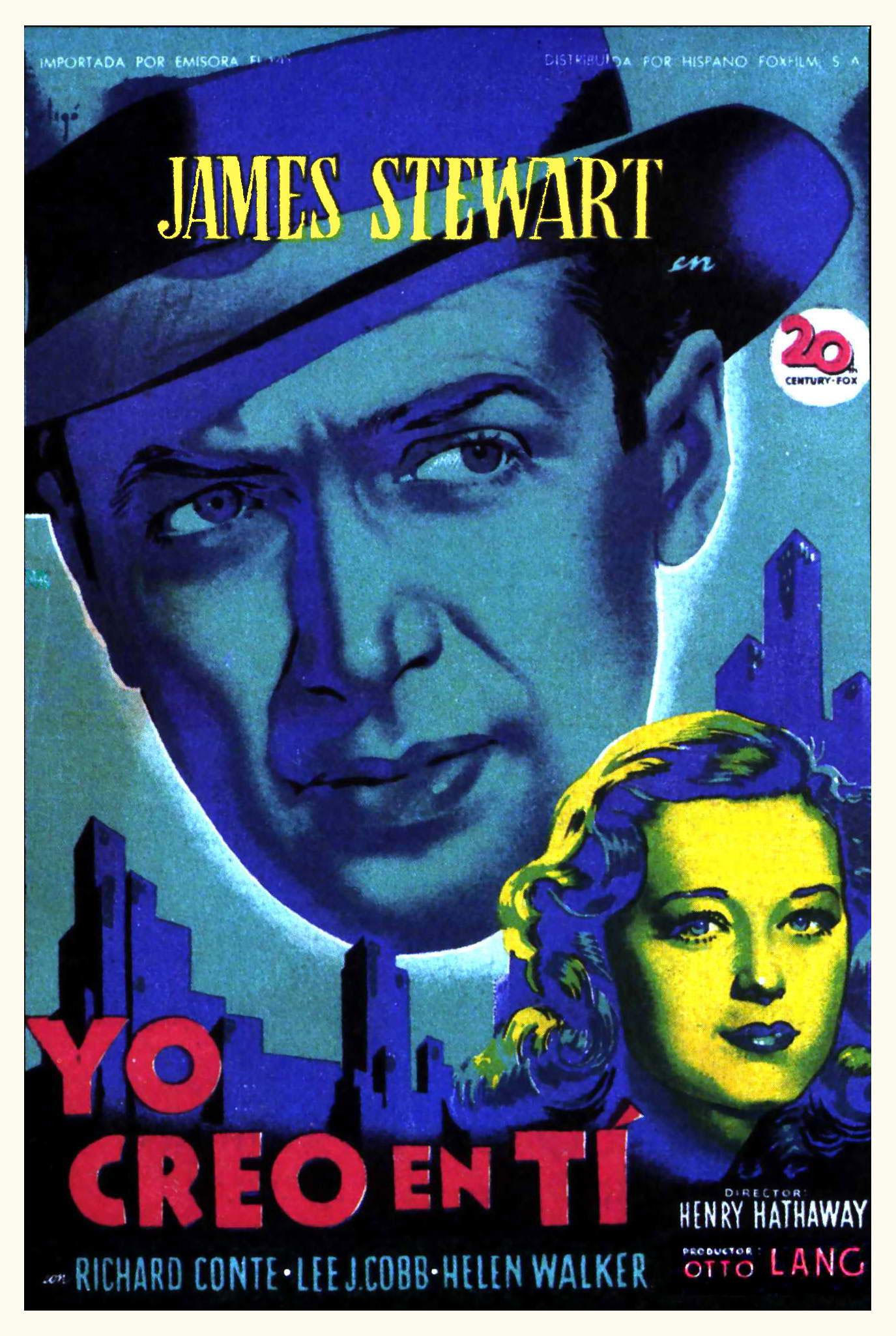 Yo creo en ti (Call Northside 777) (1948)
