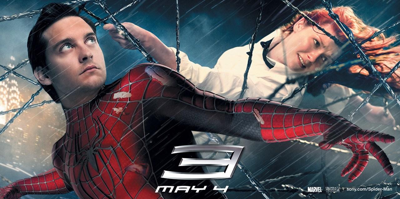 Spiderman 3 (Spiderman 3) (2007) Tobey Maguire